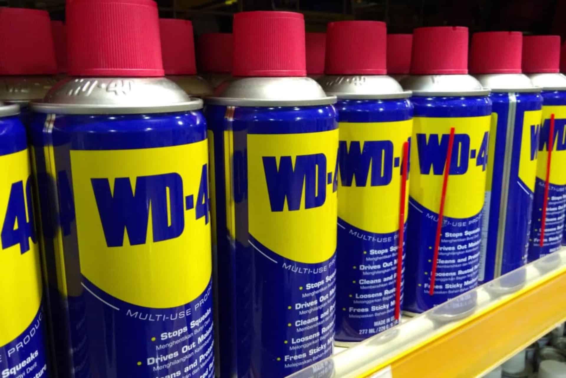 20 nenavadnih načinov uporabe WD-40